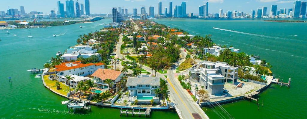 Rejs krajoznawczy Miami po South Beach, Biscayne Bay i Wyspach Weneckich