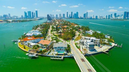 Crucero turístico por Miami de South Beach, Biscayne Bay y las islas venecianas