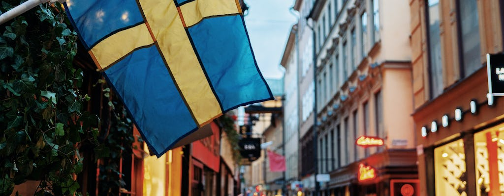 Stockholm 3-hour private walking tour
