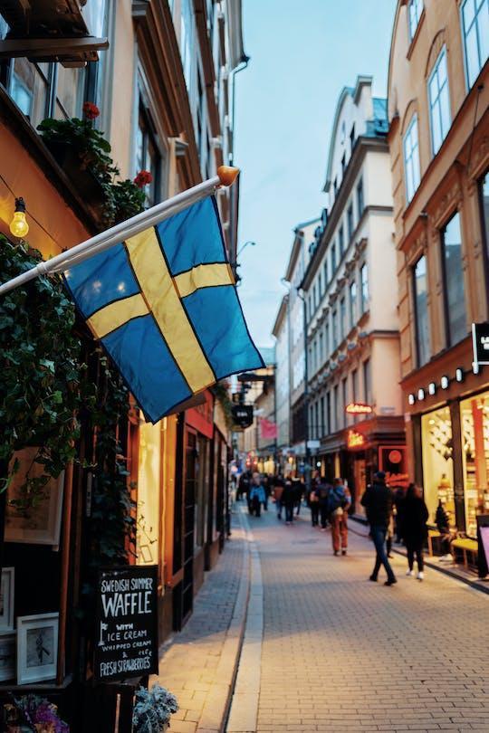 Tour privato a piedi di 3 ore a Stoccolma