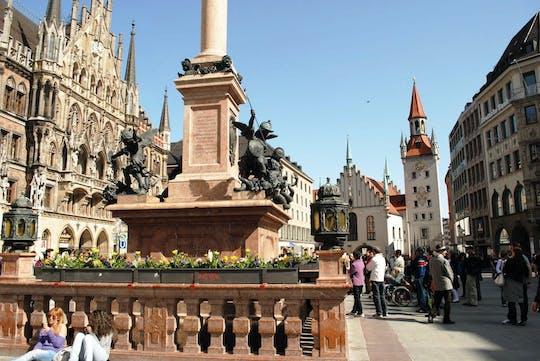 Chasse au trésor dans la vieille ville de Munich avec votre téléphone