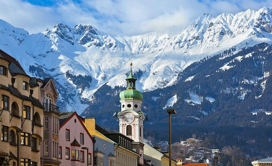 Scavenger hunt through Innsbruck old town with your phone