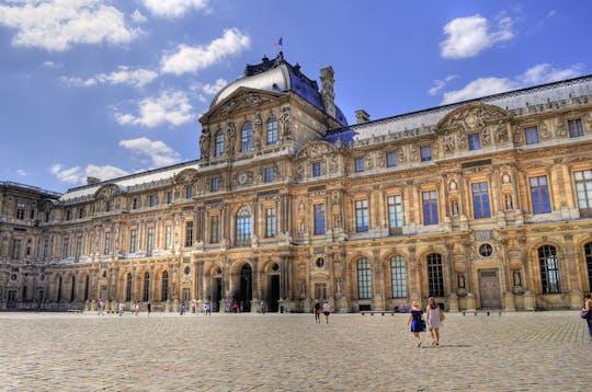 Entrada prioritaria al Museo del Louvre con audioguía en la aplicación móvil