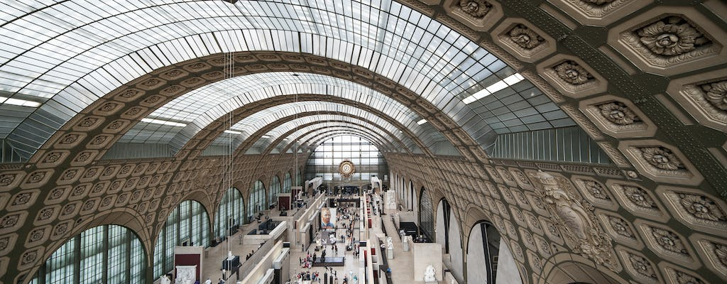 Musée d'Orsay tickets with audio tour on mobile app