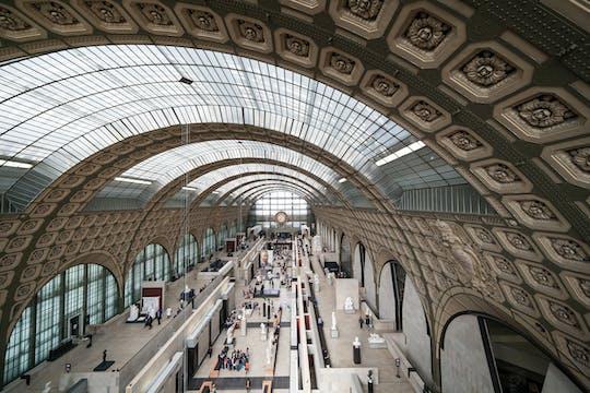 Entradas para el museo de Orsay con audioguía en la aplicación móvil