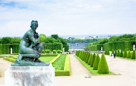 Entradas para el Palacio y los jardines de Versalles con audioguía en la aplicación móvil