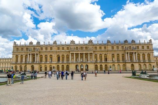 Entradas al Palacio de Versalles con audioguía en la aplicación móvil