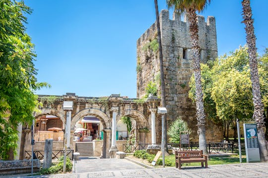 Antalya Old Town Iconic Insiders Tour