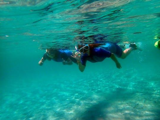 Wycieczka snorkelingowa na wyspę Tabarca z Santa Pola