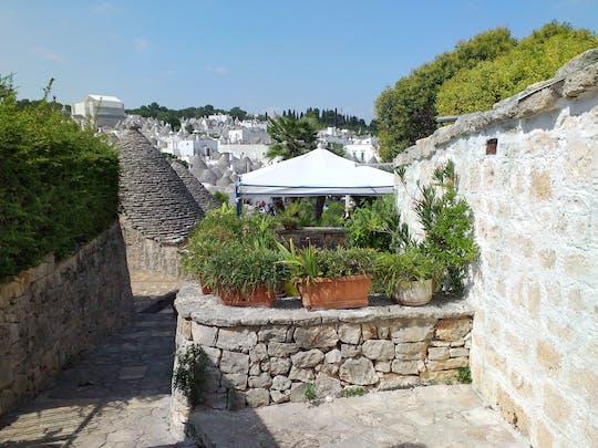 Alberobello, Ostuni & Local Tasting from Salento Ionian Coast