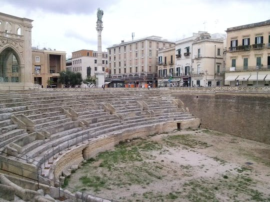 Lecce Half-day Visit from Salento Adriatic Coast