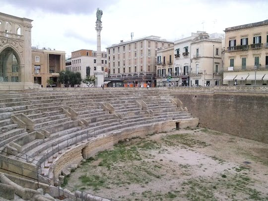 Lecce Half-day Visit from Salento Ionian Coast