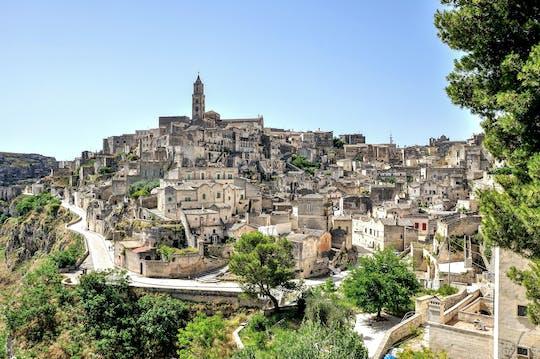 Matera Tour from Salento Adriatic Coast