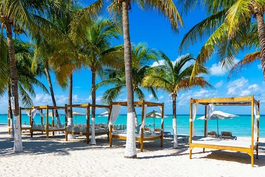 Excursion de base en catamaran Isla Mujeres au départ de Cancun