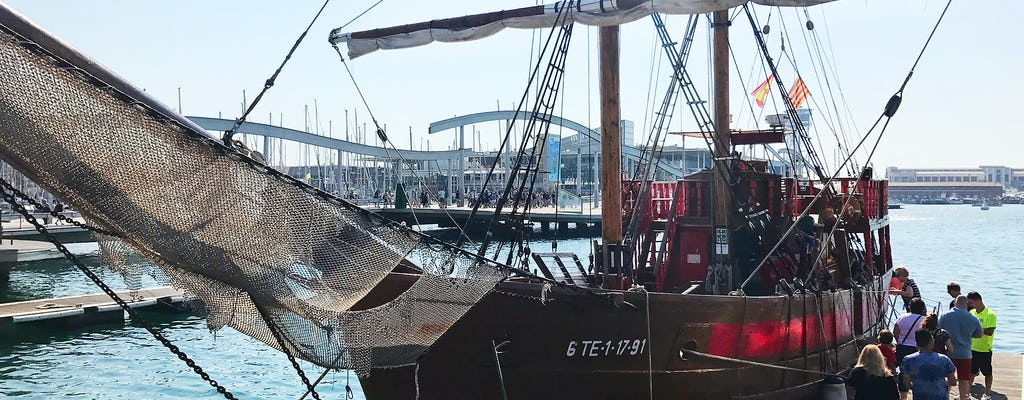 Опыт путешествия на пиратской лодке в Барселоне