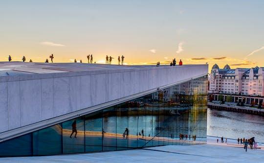 Visite privée à pied d'Oslo de 3 heures