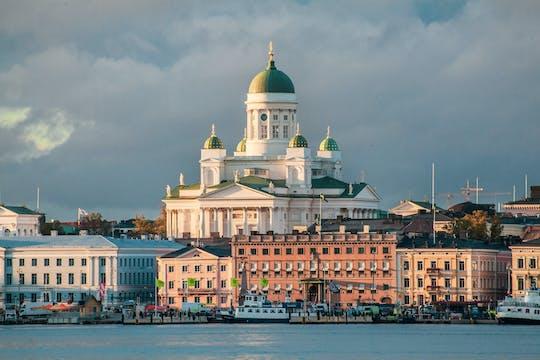 Tour privato a piedi di 3 ore a Helsinki