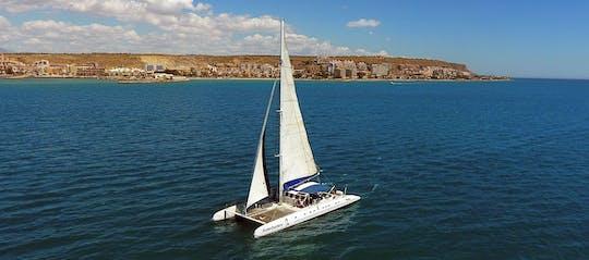 Rejs na wyspę Tabarca z Alicante