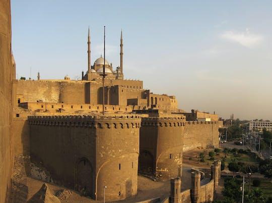 Iconic Insiders Saladin Cytadela z prywatną wycieczką Khan El Khalili