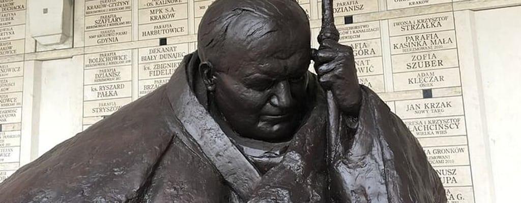 Tour de medio día siguiendo los pasos de Juan Pablo II desde Cracovia