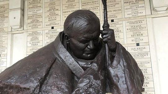 Экскурсия на полдня по следам Иоанна Павла II из Кракова