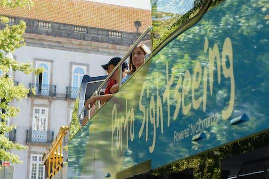 Porto 48-hour hop-on hop-off bus tour
