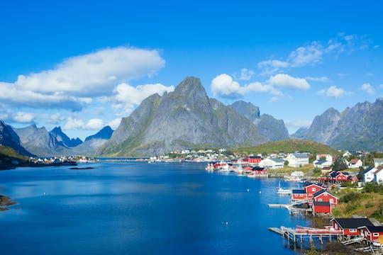 Zelfgeleide rondreis naar Hardangerfjord vanuit Bergen