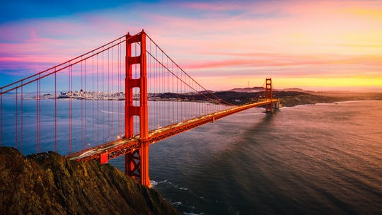 Muir Woods and 24-hour hop-on-hop-off San Francisco combo tour