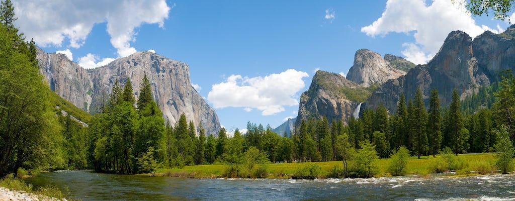 Tour de día completo a Yosemite desde San Francisco