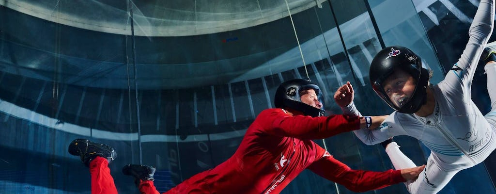 iFLY Indoor Skydiving experience San Francisco Bay