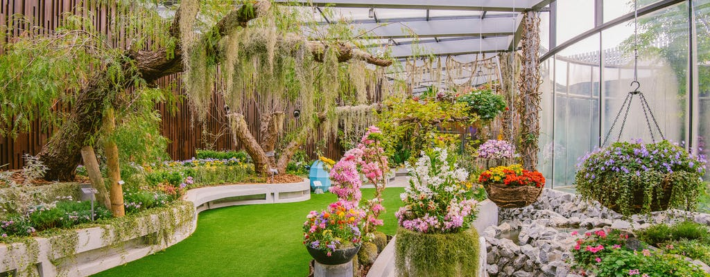 Jardins de la Baie - Fantaisie Florale
