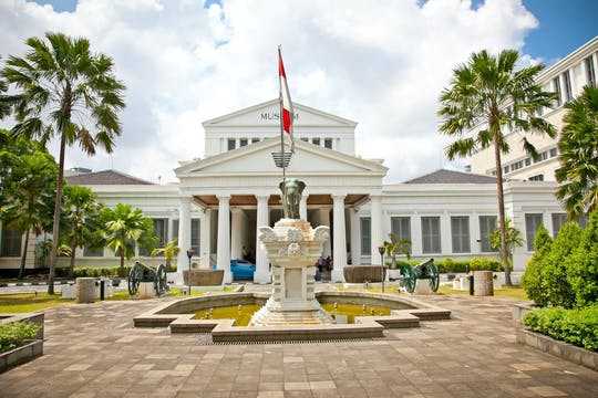 Jakarta National Museum tickets with hotel pickup