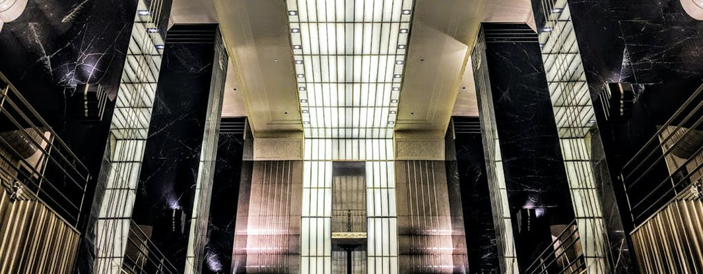 Le monde intérieur : Architecture d'intérieur éblouissante du Chicago Loop