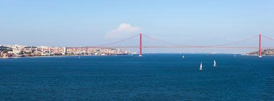Viste del tour in barca a vela di Lisbona