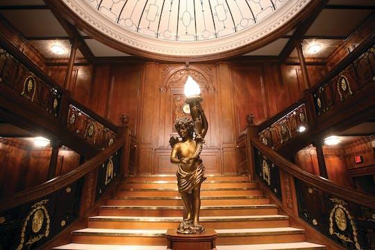 Titanic: The Artifact Exhibition Tickets in Las Vegas