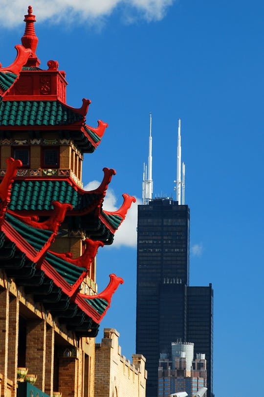 Original Surf and Turf Tour in Chicagos Chinatown