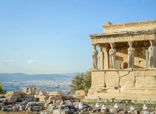 Akropolis van Athene rondleiding met skip-the-line tickets