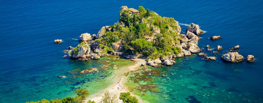 Private Bootstour durch Taormina