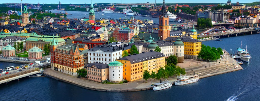 Stockholm Old Town and Vasa museum Iconic Insiders private tour
