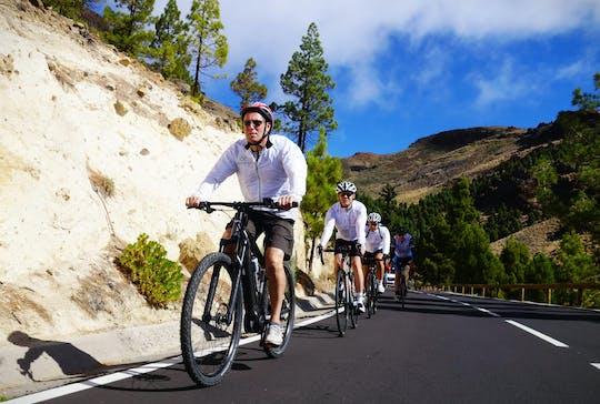 Wycieczka rowerowa po zachodnim wybrzeżu Teneryfy