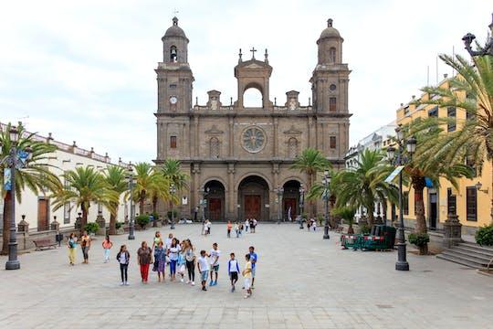 Las Palmas Past & Present STEP Walking Tour