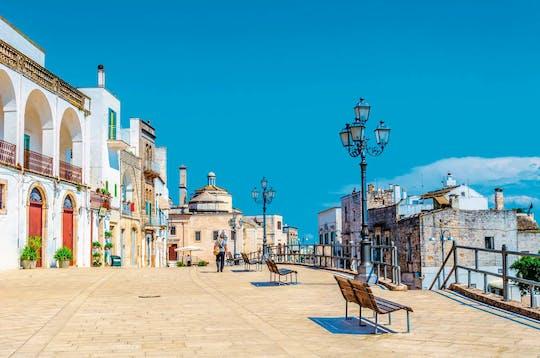 Kulinarischer Ausflug nach Cisternino ab Mittel-Apulien