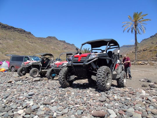 Buggy Tour of Southern Gran Canaria