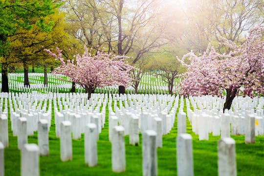 Arlington National Cemetery: The Work of the Dead tour