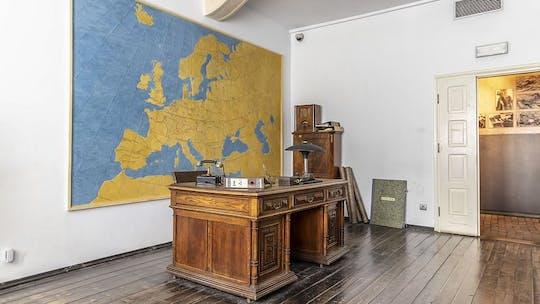 Краков: еврейское гетто и фабрика Шиндлера входной билет и экскурсия с гидом