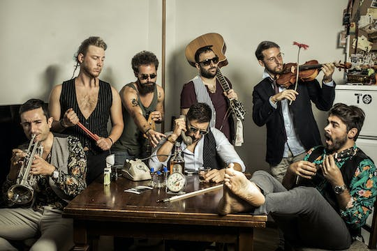 Tickets voor The Occasionals - Folkrockband in Parco Sculture del Chianti