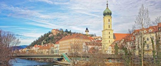 Visite guidée privée à pied des meilleures églises de Graz