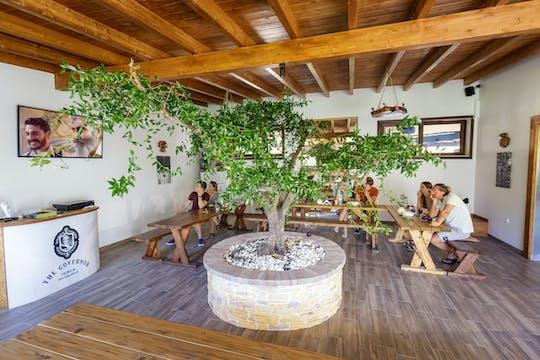 Private VIP Corfu Olive Mill Tour