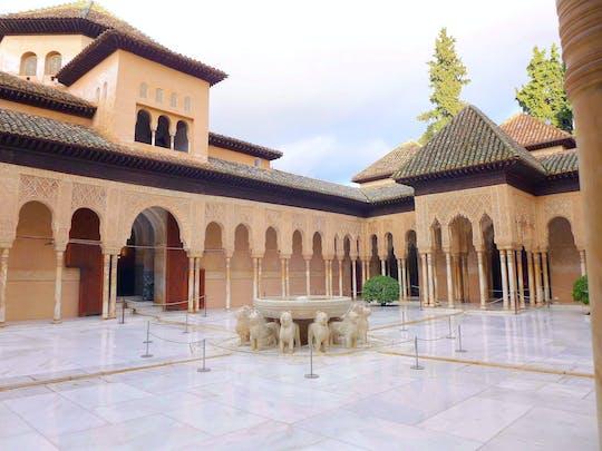 Granada & Alhambra Palace Tour