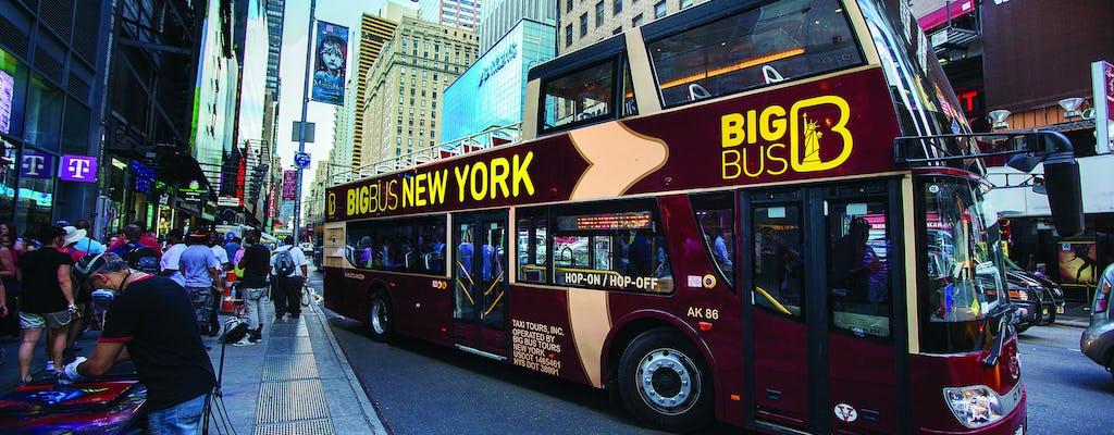 GRANDE AUTOBUS New York